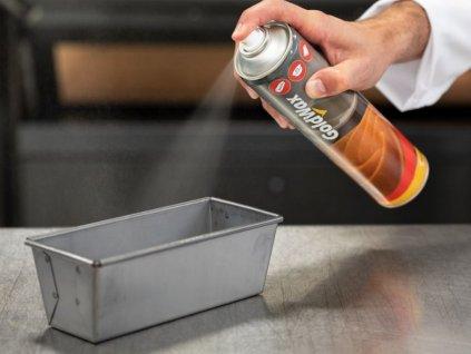Olej v spreji na pečenie GoldWax 600 ml