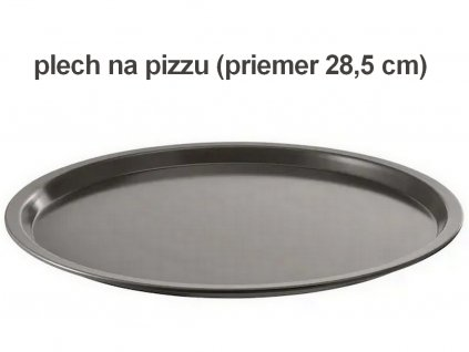 Plech na pizzu O 28,5 cm