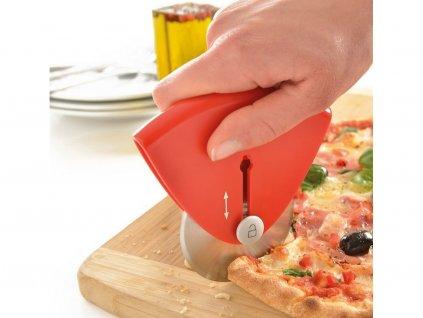 Krájač na pizzu O 7 cm (s ochranným krytom) 3