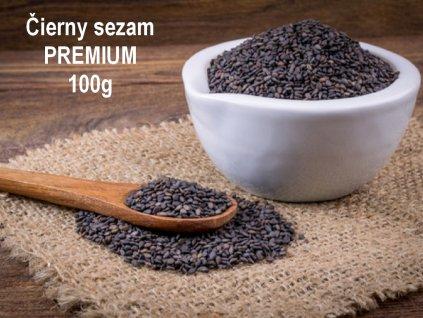 Čierny sezam PREMIUM 100g 1