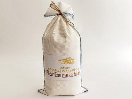 Múka pšeničná tmavá T1050 1 kg RUSTIKÁLNE VRECKO