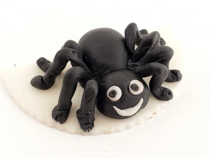 Pavúk jedlá ozdoba