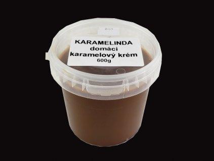 KARAMELINDA domáci karamelový krém 600g HoHo
