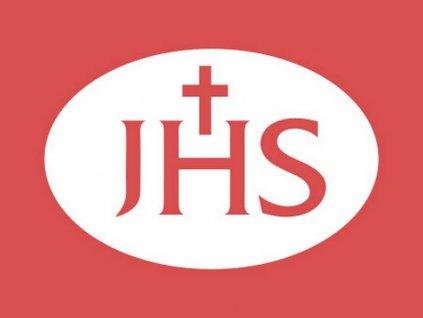 JHS dekorácia z jedlej oblátky 1 ks