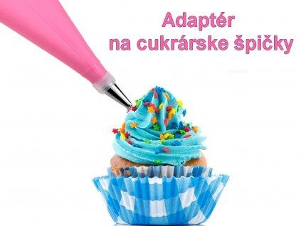Adaptér na zdobičku pre cukrárenské vrecká 3