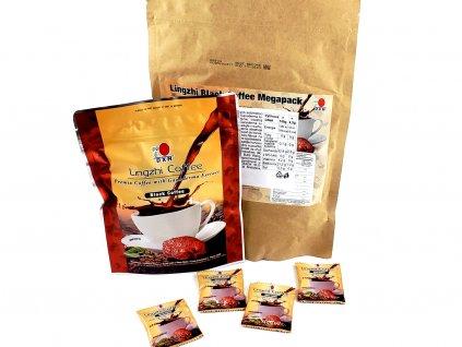 DXN Lingzhi Black Coffee čierna káva s extraktom Ganodermy 1