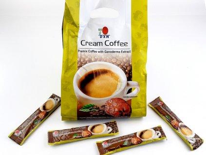 DXN Cream Coffee krémová káva s extraktom Ganodermy 1