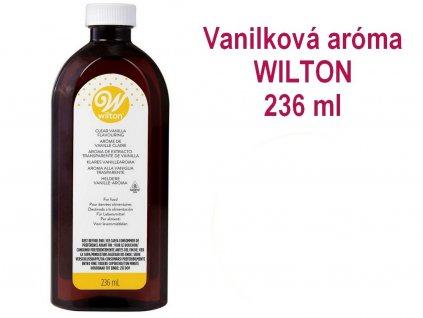 Vanilková aróma WILTON 236 ml