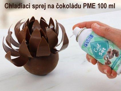 Chladiaci sprej na čokoládu PME 100 ml 1