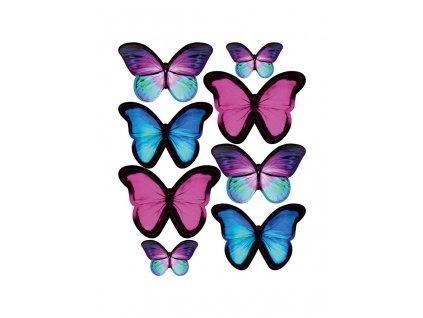 Amazonské motýle