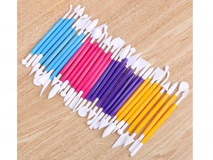 Obojstranné modelovacie kostice 16 vzorov 3