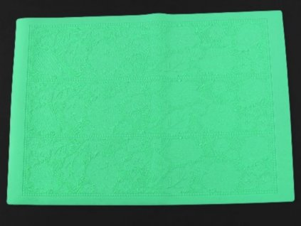 Silikónová forma na jedlú čipku 2