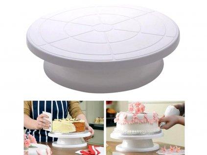 Otočný stojan na tortu O 28 cm 1