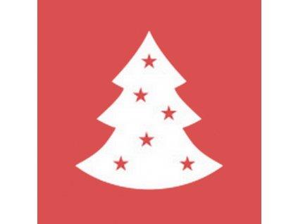 vianocna dekoracia z jedlej oblatky vianocny stromcek
