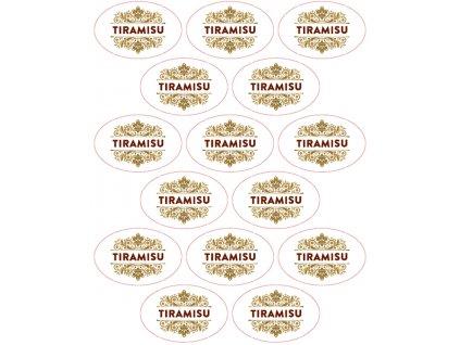 tiramisu jedle obrazky