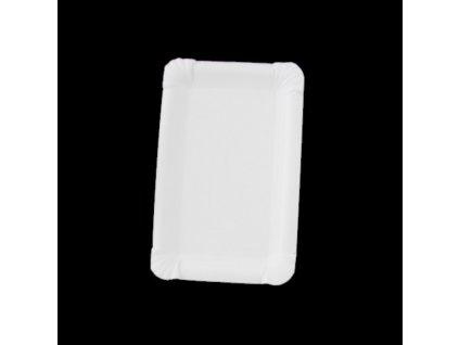 01807 Papierová tácka malá 11x17 cm