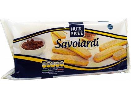 Bezlepkové piškóty podlhovasté Savoiardi NUTRI FREE 150g
