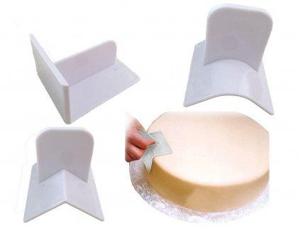 1885 Súprava na tvarovanie hrán torty