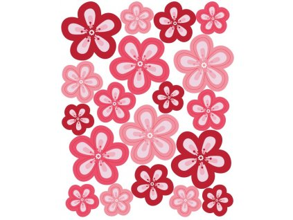 barevne kvetinky