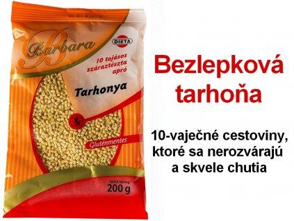 Bezlepková tarhoňa Barbara 200 g