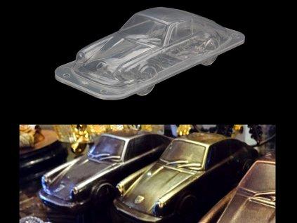 Forma na výrobu 3D auta 26 x 10 cm 1