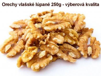 Orechy vlašské lúpané 250 g výberová kvalita HoHo