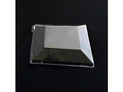 01180 Vrchnák k poháru na panna cottu 7 x 7 cm