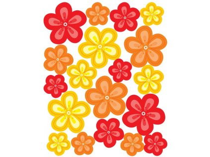 barevne kvetinky 2
