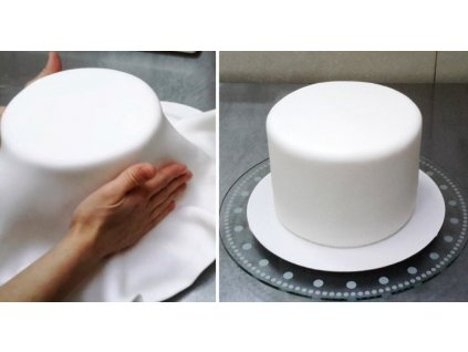 Roll Decor Icing extra biely 2,5kg