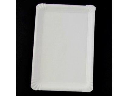 01806 Papierová tácka veľká 16 x 23 cm