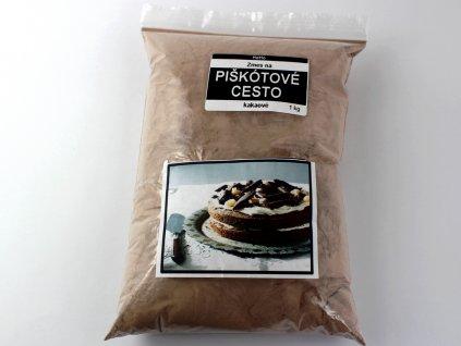 Zmes na PIŠKÓTOVÉ CESTO kakaové 1 kg HoHo
