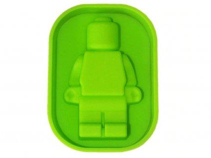 Silikónová forma lego ROBOT 11,3 x 8 x 2 cm