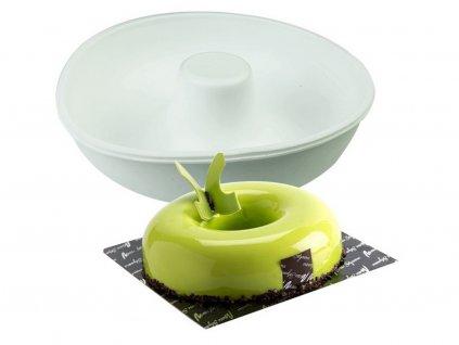 Donut silikónová forma na moderné francúzske dezerty a semifredo 2