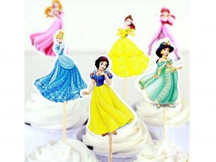 Princezné Disney zapichovátka 24 ks 3