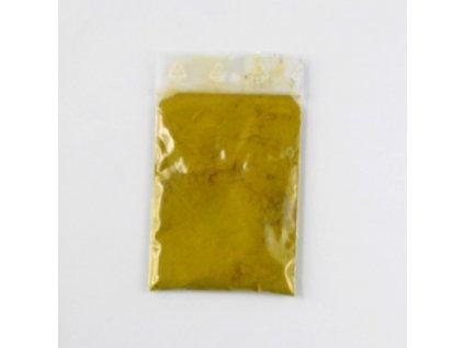 Jedlá farba listovo zelená prášková