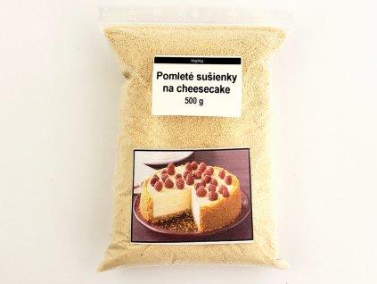 Pomleté sušienky na cheesecake 500g HoHo