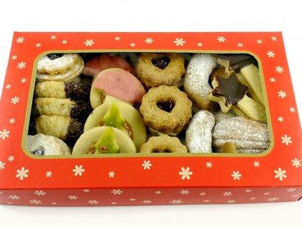 Domáce vianocné pecivo 500g (kolekcia 4) a