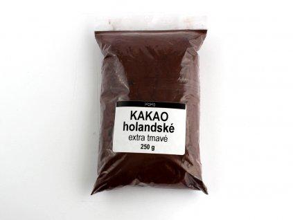 KAKAO holandské extra tmavé 250g HoHo