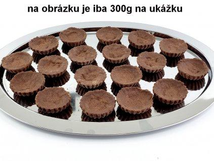 Kakaové košícky na plnenie 1 kg