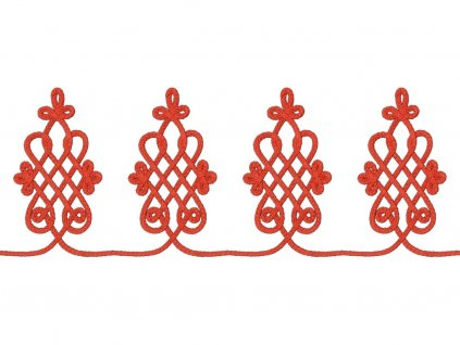 Obvodová dekorácia ľuový motív 2