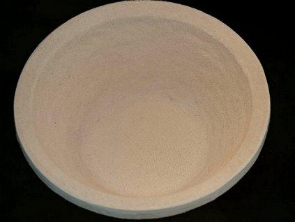 Ošatka na chlieb kruhová bez vzoru na 750g cesta 2