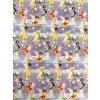 Darčekový baliaci papier Disney - Cililing víly (fialový)