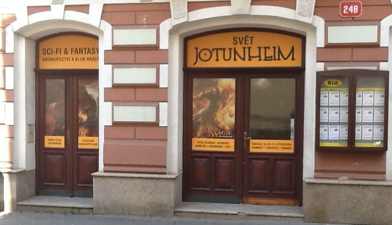 Svět Jotunheim