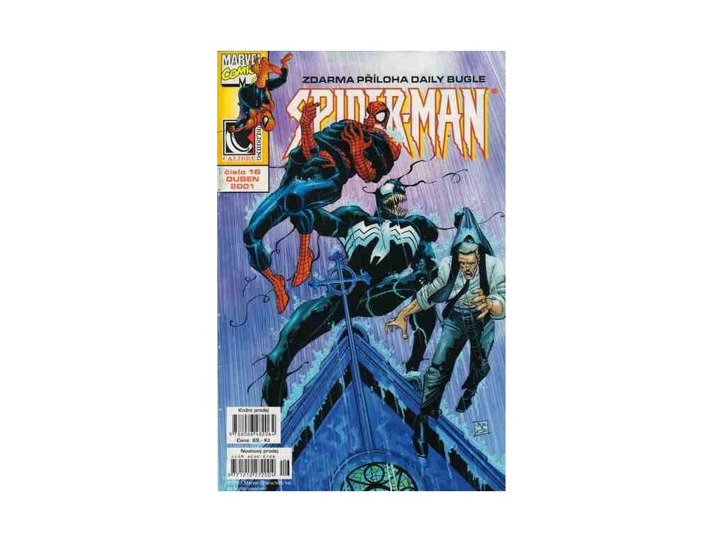 Marvel:Spiderman č.16/2001