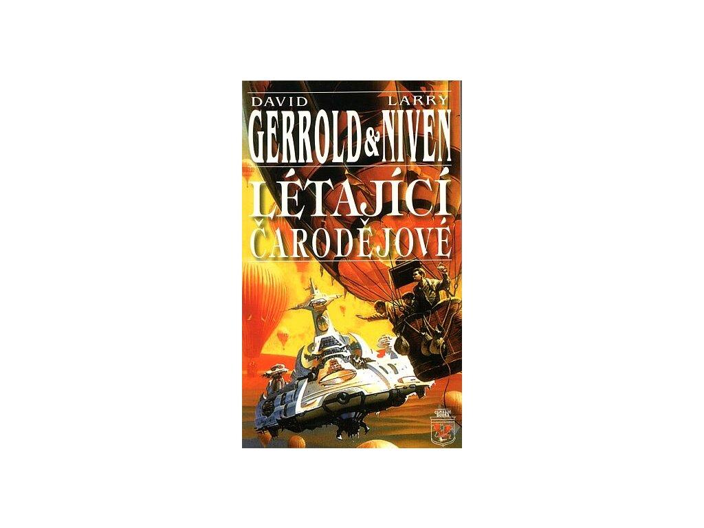 Gerrold D., Niven L.-Létající čarodějové