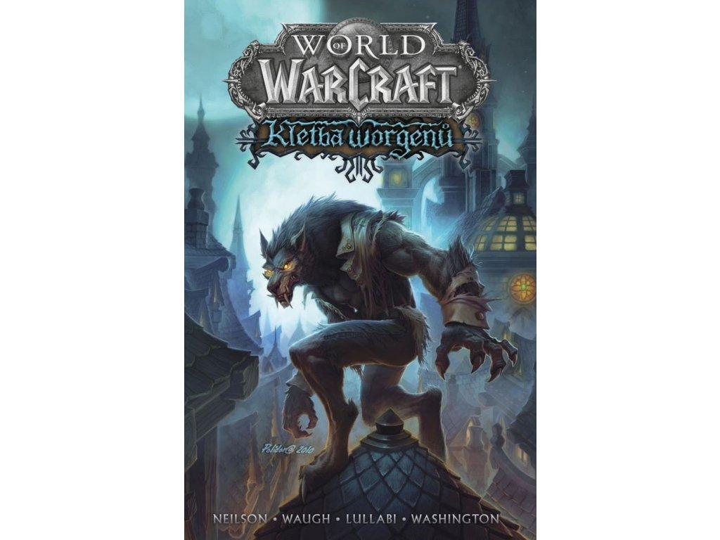 world of warcraft kletba worgenu