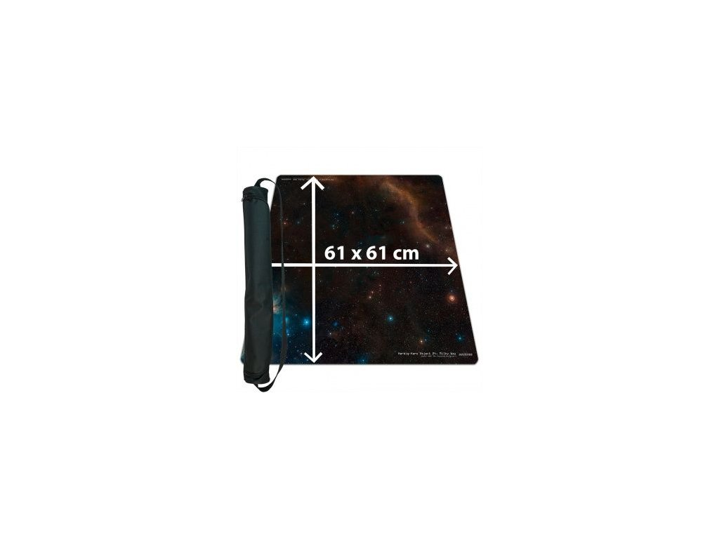 Hrací podložka Space 61x61cm