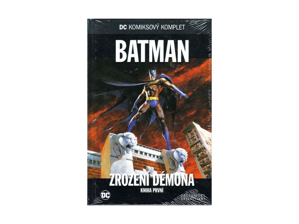 DC36 Batman: Zrození démona: Kniha první