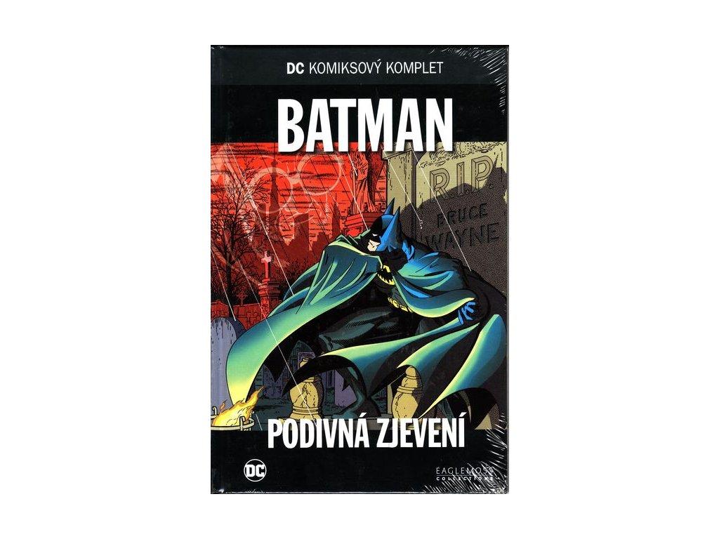 DC43 Batman: Podivná zjevení