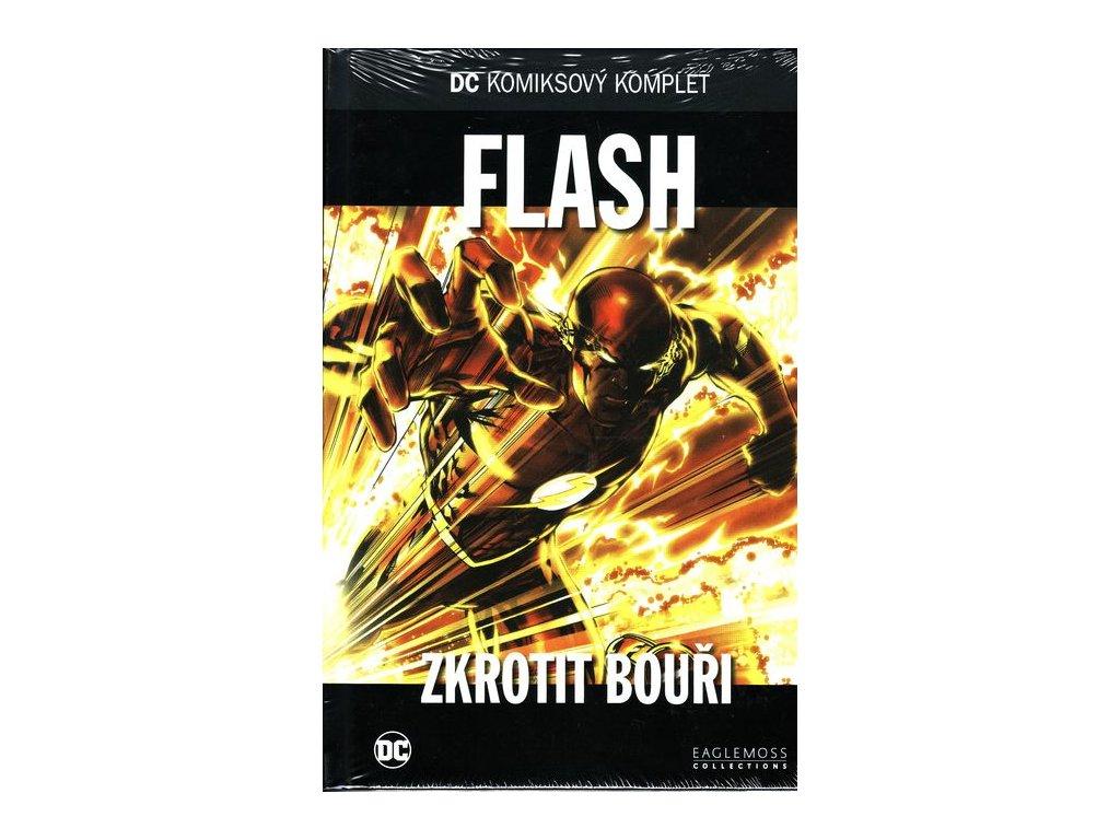 DC67 Flash: Zkrotit bouři
